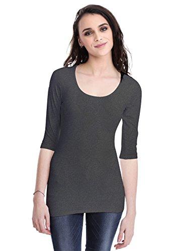 shirt Chine Vous Donna Gris Paris Fonce Rendez T Otw7pxq