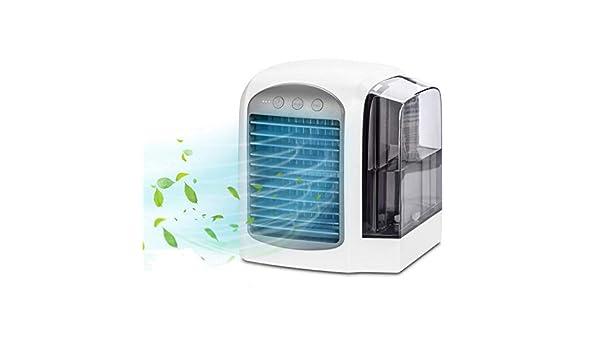 WYZWSCG Nuevo Mini Enfriador Portátil USB Aire Acondicionado, 3 En ...