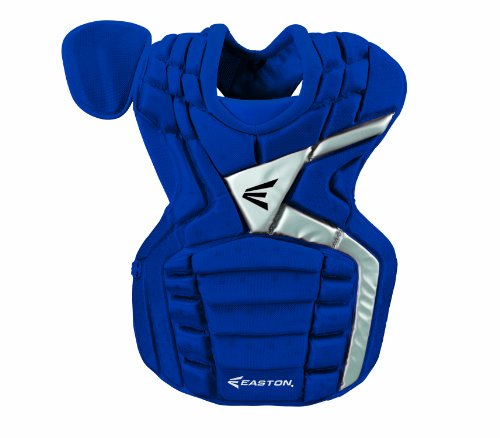 Easton MAKO Chest Protector, Royal, Intermediate