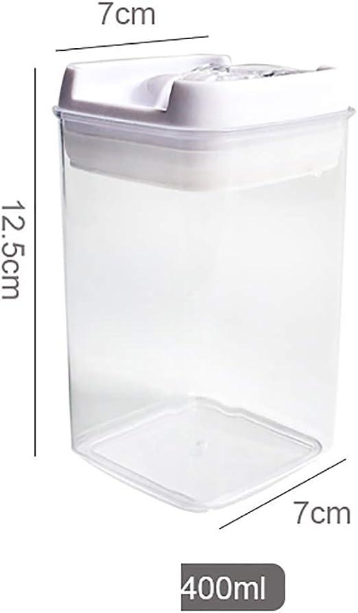 UNILIFE Grandes Cajas de plástico para Alimentos, Envases de ...