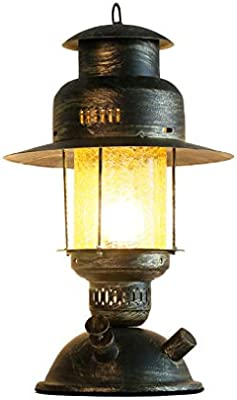 Table lamp Best Wishes Shop lámpara de Mesa- Linterna Antigua ...