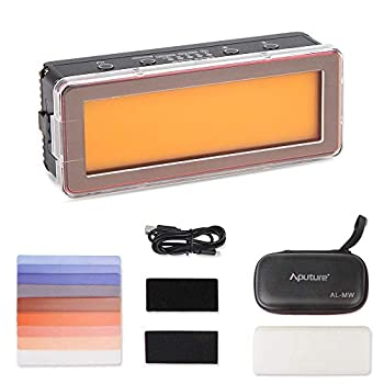 Image of Aputure Amaran AL-MW Waterproof IP68 (10M) 5500k Daylight Mini LED Light for Underwater Lighting with Built-in Battery