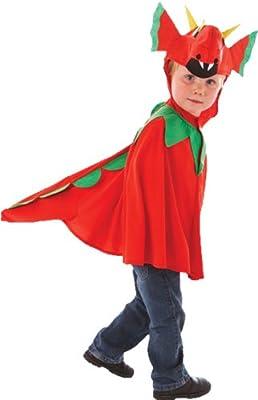 Amscan - Disfraz de dragón para niño, talla 3-5 años (994994 ...
