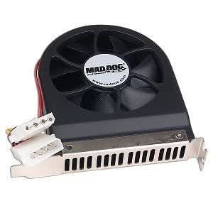 Mad Dog Multimedia PC Slot Cooler (MD-PC-SF) (MD-PC-SF)