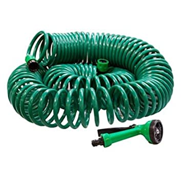 Kingfisher Gardening 30M Coil Hose Amazoncouk Garden Outdoors