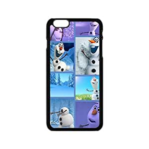 Frozen lovely snow doll Cell Phone Case for Iphone 6