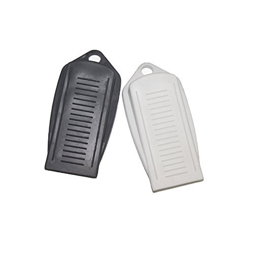 IBEET-Rubber-Door-StopperDoor-Wedges-Baby-Rubber-Carpet-Stopper-Black-White