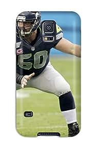 DanRobertse Premium Protective Hard Case For Galaxy S5- Nice Design - Seattleeahawks