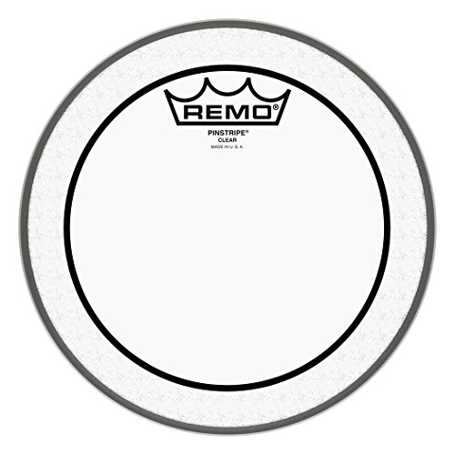 Remo Pinstripe Clear Drum Head - 8 Inch