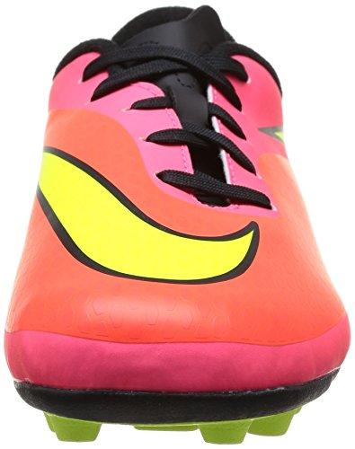 Nike 599073 690 Jr Hypervenom Phade Fg-R Jungen Sportschuhe - Fußball Mehrfarbig (Ttl Crimson/Vlt-Hypr Pnch-Blck) 38 UbrwWX