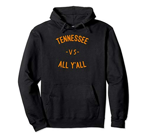 Tennessee Football VS All Yall T-shirt Knoxville T shirt