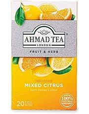 Ahmad Tea Infusion, 20-Count Tea Bags (Pack of 6)