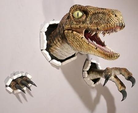 Jurassic World Park Velociraptor Prop Replica Limited Life Size