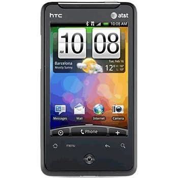 amazon com htc aria black wifi android gsm quadband 3g at t cell rh amazon com HTC Aria Parts HTC Phones 2010