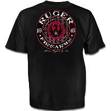 KK-Tshirt Sturm Ruger & CO Firearms Circle 1949 Men's T-Shirt
