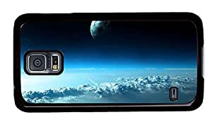 Hipster popular Samsung Galaxy S5 Cases Space Atmosphere PC Black for Samsung S5