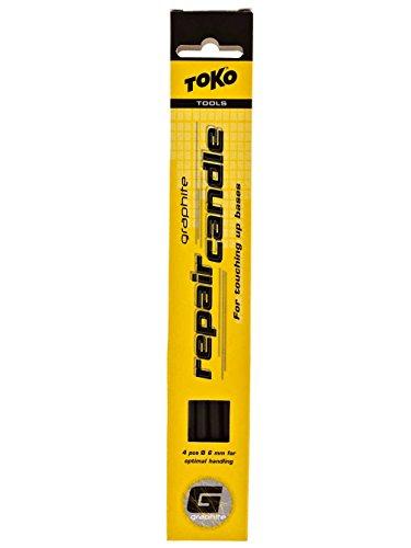 Toko Repair Candle: Graphite; 4-Pack (Backcountry Gear Repair)