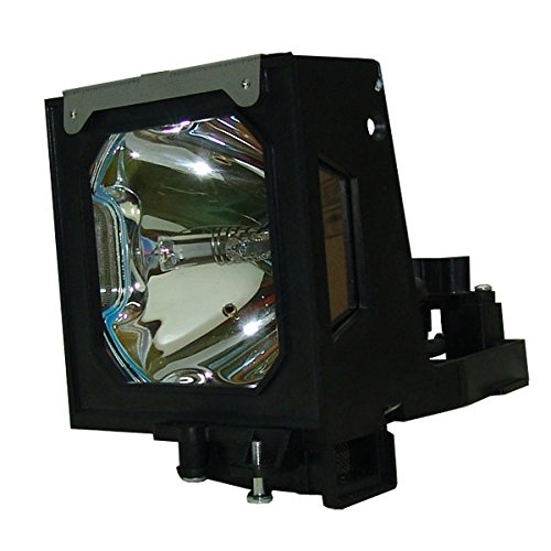 Original Bulb and Generic Housing for Eiki LC-XG210 Replace 610 305 5602, 6103055602, 610-305-5602, POA-LMP59 Projector Lamp