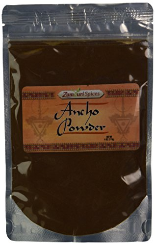 Ancho Chili Powder 4.0oz by Zamouri Spices