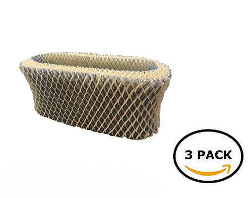 Humidifier Filter Wick for Hunter 31911 HC-25 (3 Pack)""