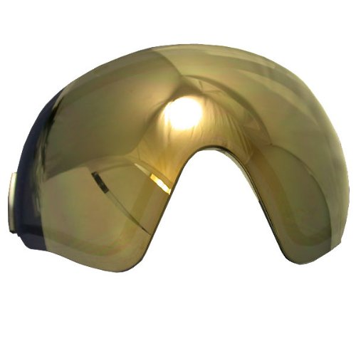 VForce Morph/Shield/Profiler Thermal Dual Pane Goggle Lens - Mirror Gold