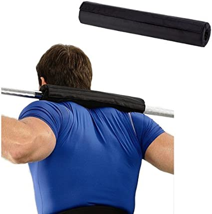 Yes4All Bar Pad Weight Lifting Barbell Pad Squat Supports Protects Neck Shoulder