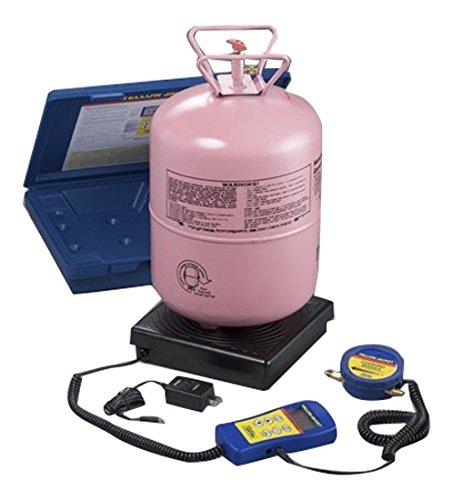 YELLOW JACKET 68802 Digital Electronic Charging Scale, 110 lb.