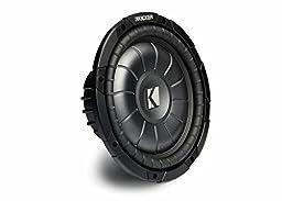 Kicker 10cvt12-2 Ohm 800 Watt Shallow Mount Car Subwoofer