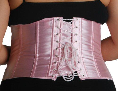 Bonitaz Women's Underbust Waist Cincher Corset