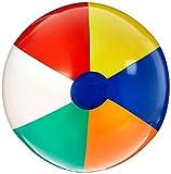 "Champion IB24 Sports Heavy Duty Beach Ball, 24"" Size, Multi Color"