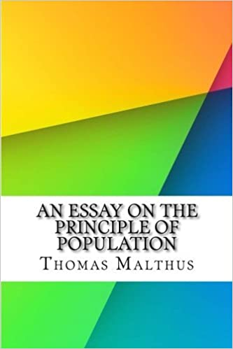Read An Essay on the Principle of Population PDF, azw (Kindle)