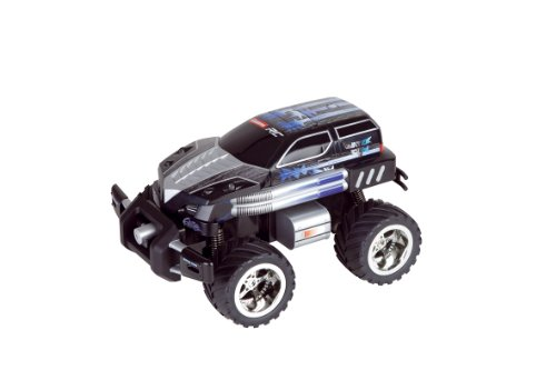 - Carrera Agent Black Water Gun with Xenon Light - 1:14 Scale