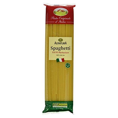 Alnatura Bio Spaghetti aus Hartweizengrieß, 500 g