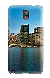 Perfect Fit UYCOpEj3286dKZEZ Sydney City Case For Galaxy - Note 3 by lolosakes