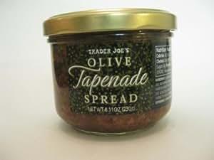 Trader Joe's Olive Tapenade Spread