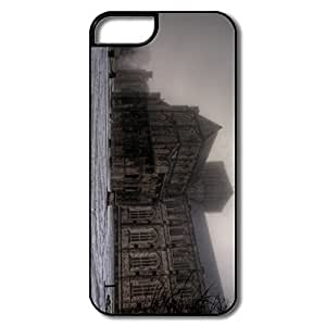 Winchester Cathedral Cover Pu Custom Design Own Occation Apple Iphone 5 Case