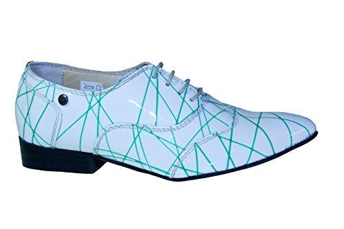 Tiggers , Chaussures à lacets et coupe classique femme
