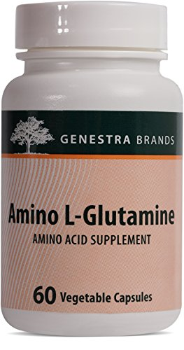 Genestra Brands L Glutamine Supplement Capsules