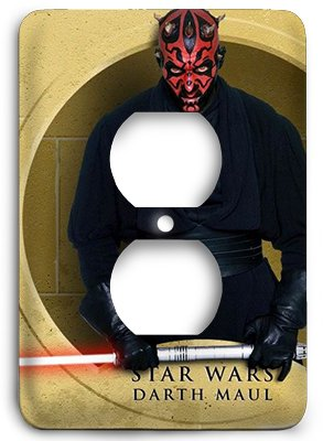 Custom Star Wars Star Wars Darth Maul The Force Outlet Cover -