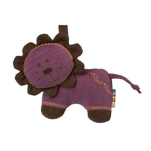 Mamas and Papas Jumbles Toy - Purple Lion by Unknown [並行輸入品]   B00ZSQW10I