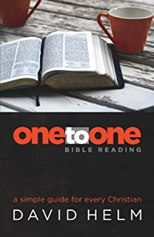One-to-One Bible Reading by [Helm, David]