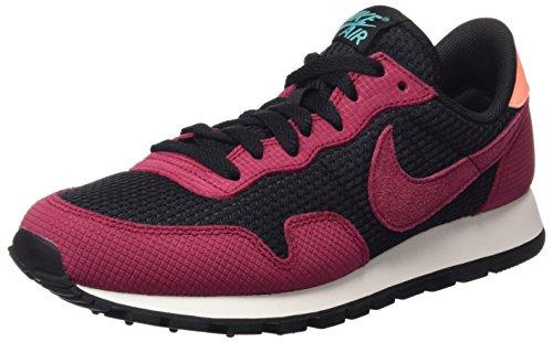 Nike 828403-004, Zapatillas para Mujer Varios colores (Negro / Rojo)