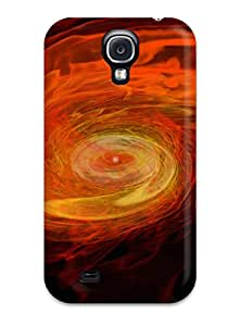 Hot New Space Tpu Skin Case Compatible With Galaxy S4