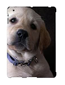 Fashionable Style Case Cover Skin Series For Ipad 2/3/4- Labrador Puppy