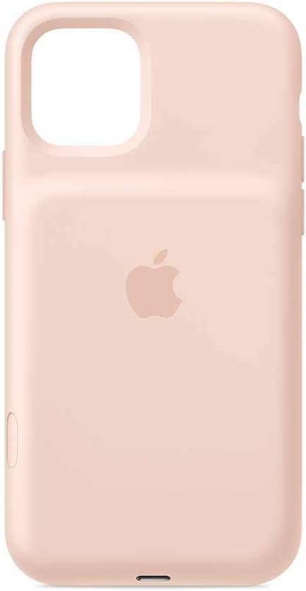 Apple Smart Battery Case with Wireless Charging (for iPhone 11 Pro) - Pink Sand
