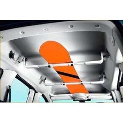 Peugeot - Juego de barras portaequipajes interiores para Peugeot ...