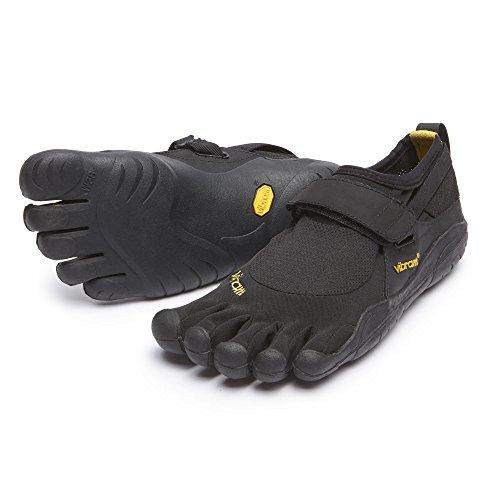 Vibram Fivefingers Womens Kso Barefoot Shoes & Toesock Bundel Zwart / Zwart
