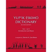 Yup'ik Eskimo Dictionary