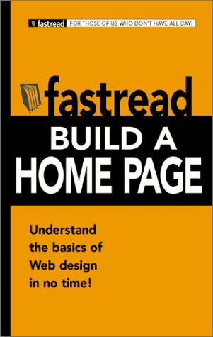Fastread Build a Home Page by Adams Media Corporation (2002-09-06)