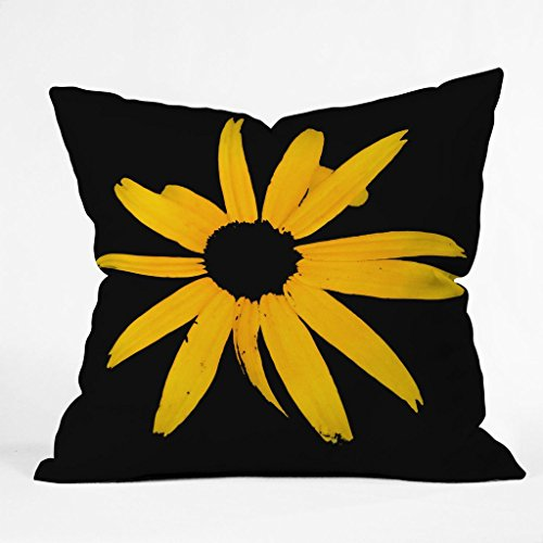 ellow_flower_Pillow_Cover Pillow Case ()